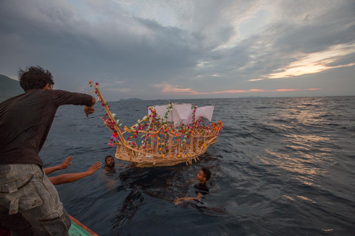 boat release